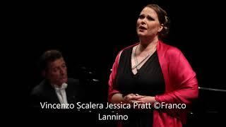 Il recital al Teatro Massimo del soprano Jessica Pratt