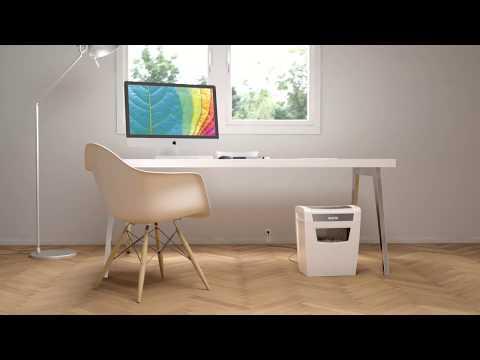 Leitz IQ Aktenvernichter Home Office Sicherheitsstufe P4 (DE)