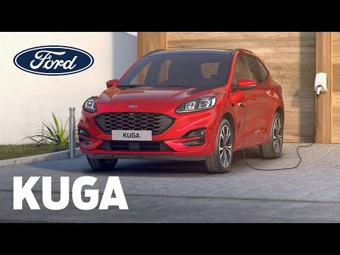 Der brandneue Ford Kuga Plug-in-Hybrid | Ford Austria