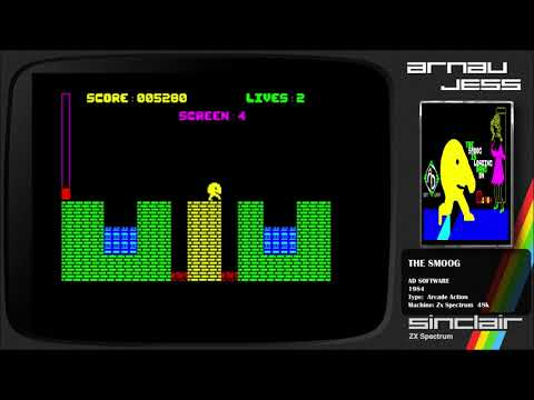 THE SMOOG Zx Spectrum by A.D Software