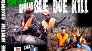 The Huntin Grounds: Season 2 Episode Three: Doe Muzzleloader Hunts