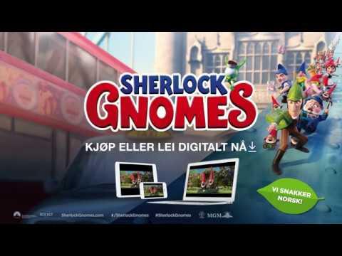 Sherlock Gnomes (kjøp/lei20)