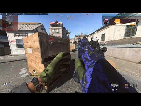MODERN WARFARE Online Multiplayer Gameplay Call of Duty (No Commentary rYu)