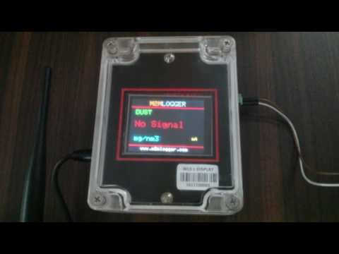LoRa based wireless datalogger