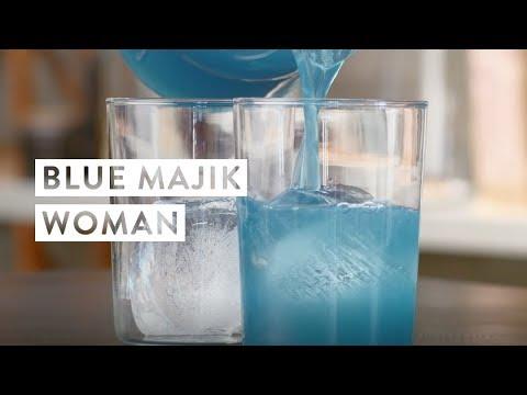 Blue Majik Woman Wellness Drink Recipe