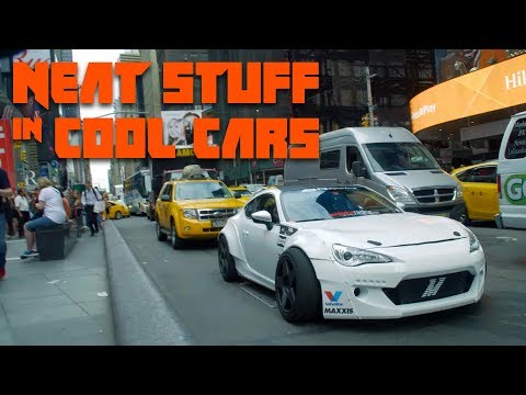 We Took The Craziest Street-Legal Drift Car In The World To Times Square | Neat Stuff in Cool Cars - UCbS8lAzGFBRyHYC8ibwcyyQ