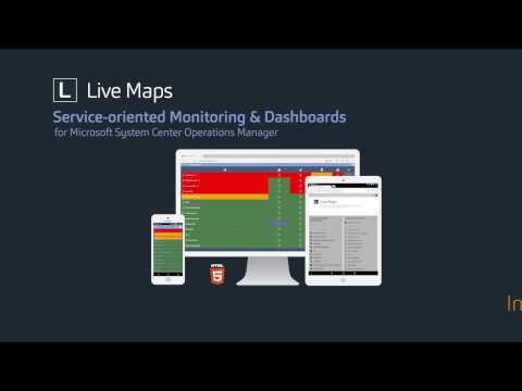 Live Maps - Introduction to the new Homepage
