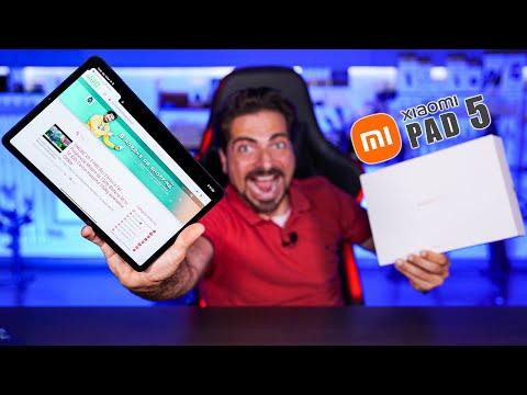 Nuovo Xiaomi Pad 5 a soli €299 Invece  …