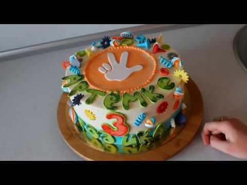 Как Украсить Торт Фиксики Детский Торт photo