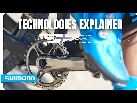 Technologies Explained: Dynamic Chain Engagement+ | SHIMANO
