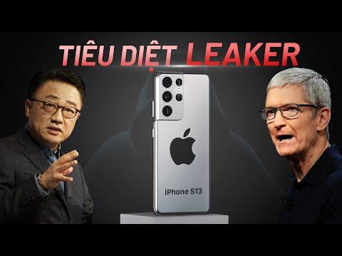 Apple, Samsung tiêu diệt Leaker vì tiết lộ quá nhiều tin bí mật!