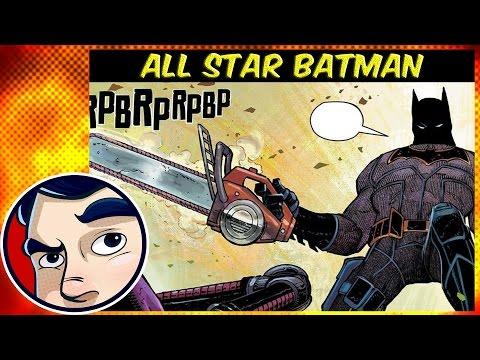 """Batman VS Gotham & Alfred """"All Star Batman"""" - Rebirth Complete Story - UCmA-0j6DRVQWo4skl8Otkiw"""