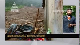 Search continues for Wayanad Puthumala Landslide victims | Kerala Rain 2019