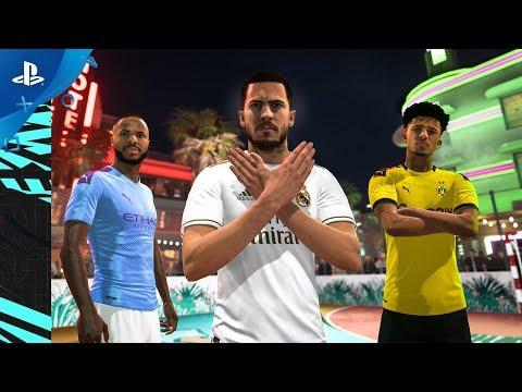 FIFA 20 - Trailer oficial de jogabilidade do Volta | PS4