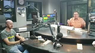 KRAIG RILEY TALKING PIRATES BASEBALL KDKA RADIO