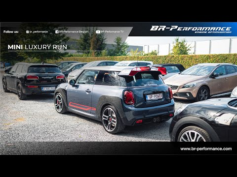 Mini Luxury Run / With BR-Performance in a Mini JCW GP
