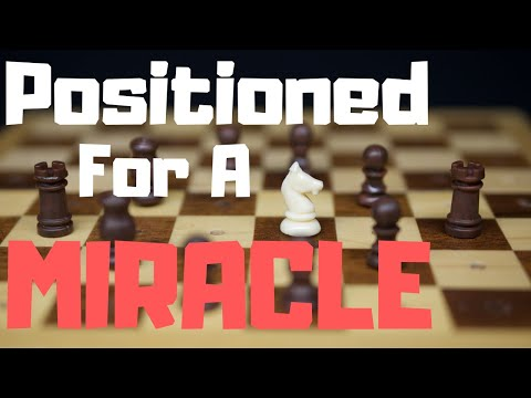 Positioned For A Miracle  OIL & SPICES ~ Ep. 2