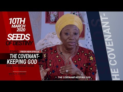 Dr Becky Paul-Enenche - SEEDS OF DESTINY - TUESDAY, 10 MARCH, 2020