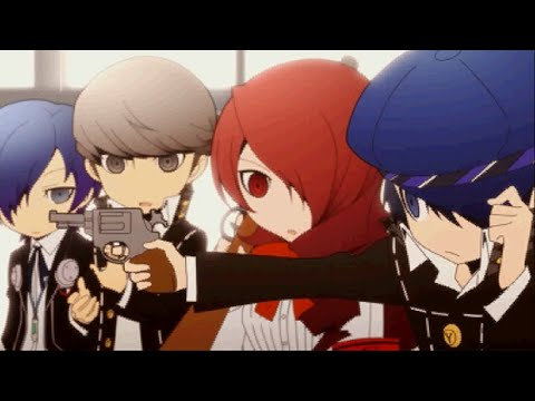 Persona Q - P3 and P4 Cast Getting to Know Each Other - UCFVEr9by15m28zsEhQZETXQ