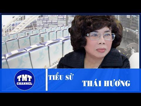 """Tiểu sử Thái Hương: """"Người đàn bà sữa"""" và hành trình đưa TH True Milk thành thương hiệu quốc gia."""