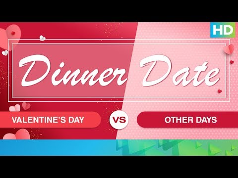 Dinner Date - Do's & Don'ts On Valentine's Day | Eros Now
