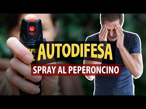 COME DIFENDERSI con lo spray al peperoncino | avv. Angelo Greco