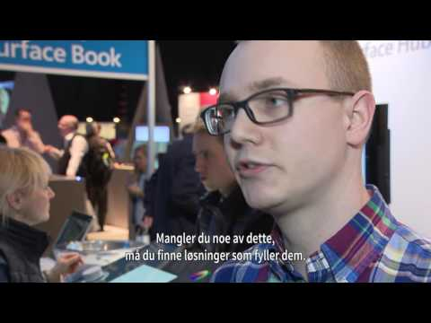 Dustin -  Alexander Percivall, Cloudbusiness, Microsoft