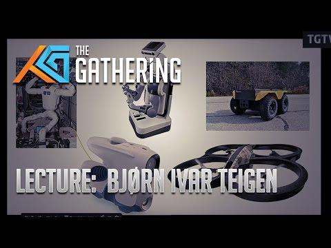 TG17: Lecture - Bjørn Ivar Teigen - Introduksjon til robotbygging