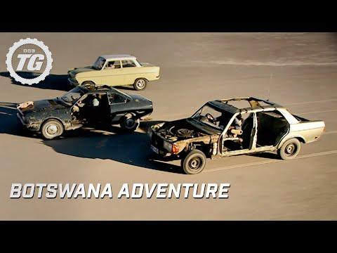 Botswana Adventure Part 1 - Top Gear - BBC - UCjOl2AUblVmg2rA_cRgZkFg