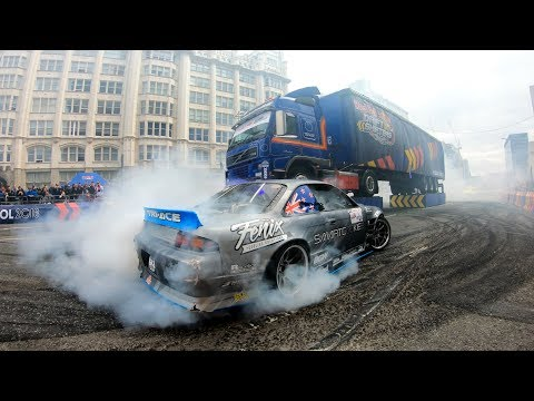 GoPro: Red Bull - Drift Shifters 2018