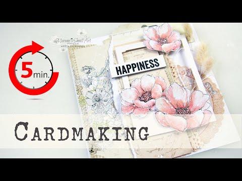 No COST Cardmaking ✂️ Maremi's Small Art