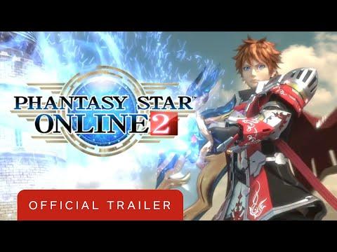 Phantasy Star Online 2 - Episode 5 Launch Trailer