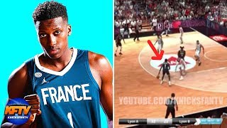 New York Knicks News: Frank Ntilikina Highlights vs Argentina| FIBA World Cup Friendly Match| 8.19