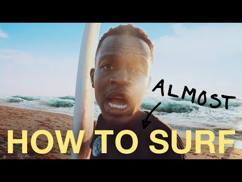 How To Surf  Elevation Youth