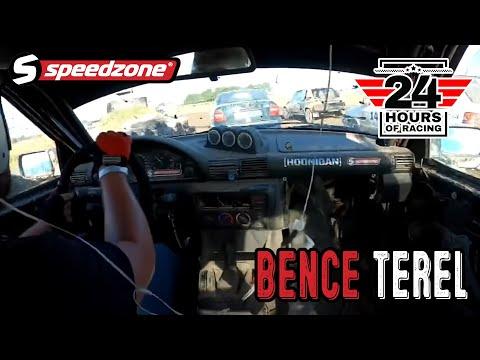 Speedzone 24h (2021): Bence terel