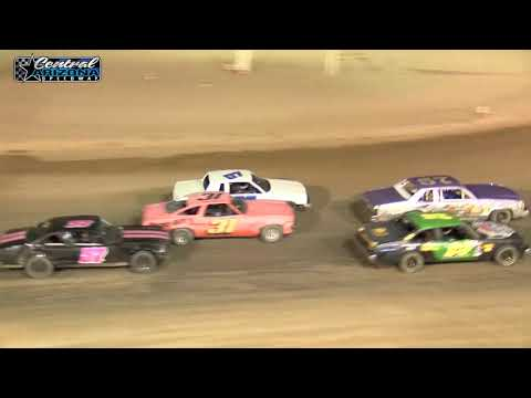 Central Az Speedway Bomber Main  September 25 2020 - dirt track racing video image