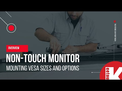 UNBOXING: Keetouch Non-Touch Open Frame Industrial Monitor