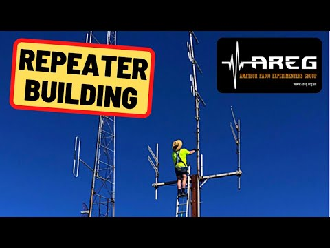 Constructing an Amateur Repeater System   Ham Radio Repeater