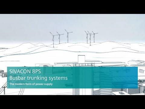 SIVACON 8PS - The modern form of power supply