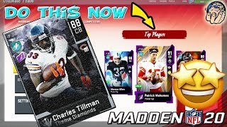 WHAT YOU SHOULD BE DOING RIGHT NOW In Madden 20 Ultimate Team