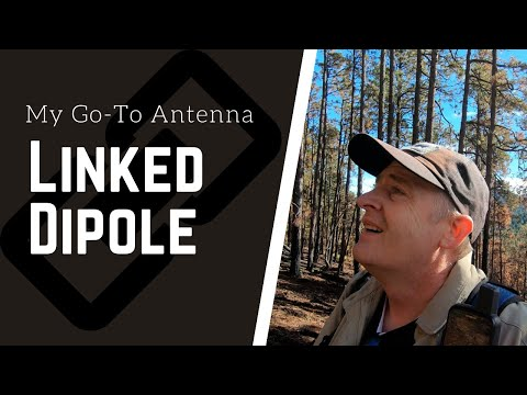 Why my SOTA antenna is a linked dipole