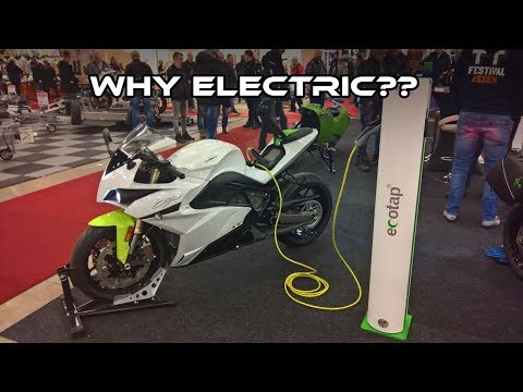 8 Reasons to Buy an Electric Motorcycle