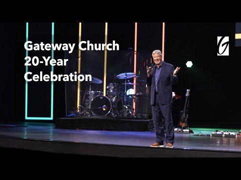 Gateway Church Live  20-Year Celebration  October