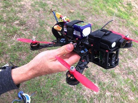 How To Build A FPV Racing Quadcopter Part 1 - Parts List - UCj8MpuOzkNz7L0mJhL3TDeA