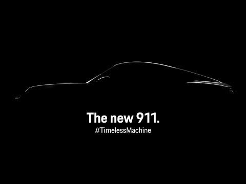 The new Porsche 911: Exterior & Interior Design.