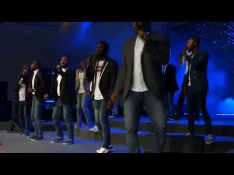Powerful Praise at The Men's Conference 2019