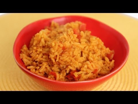 Mexican Yellow Rice Recipe - Laura Vitale - Laura in the Kitchen Episode 570 - UCNbngWUqL2eqRw12yAwcICg