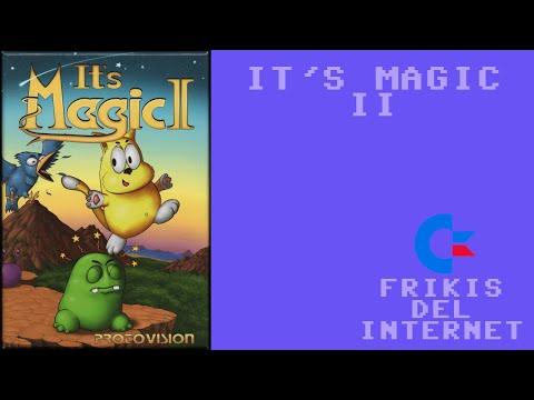 It's Magic II (c64) - Walkthrough comentado (RTA)
