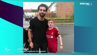 Liverpool : Le petit fan accidenté pour une photo avec Salah raconte
