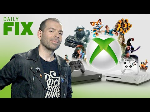 Xbox All Access Makes Xbox One X Affordable - IGN Daily Fix - UCKy1dAqELo0zrOtPkf0eTMw